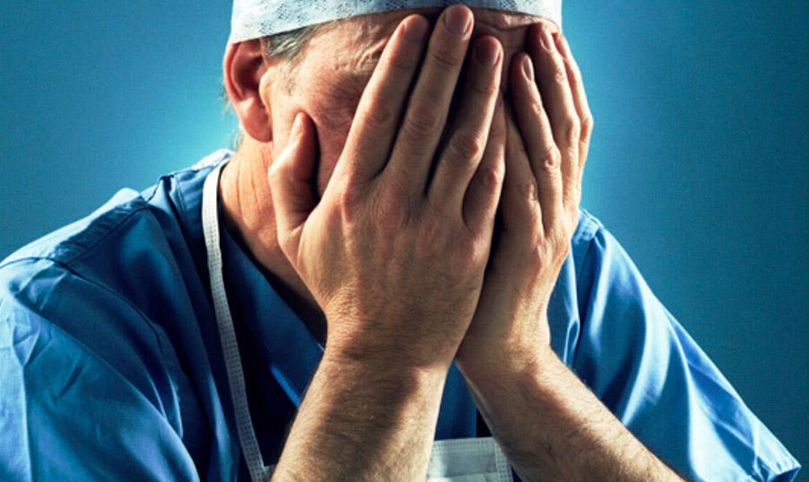 reclamación negligencia medica
