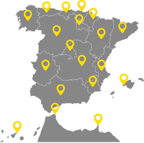 peritos judiciales en toda España